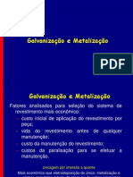 DCNAT 4 - Galvanização