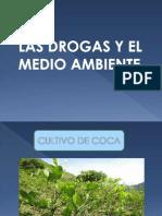 Las Drogas y El Medio Ambiente