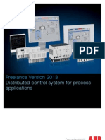 3BDD013090 H en Freelance Version 2013 - Distributed Control System for Process Applications