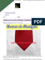 Ajuda no Uso dos Idiomas Originais na Pregação _ Portal da Teologia.pdf