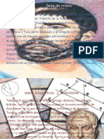 Tales de Mileto Trabajo de Filosofia de Lina Francely.