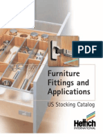 35225224 Hettich Furniture Fittings and Applications US Stocking Catalog