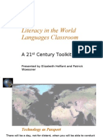 Literacy in the World Languages Classroom