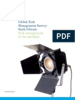 Deloitte Risk Management Survey