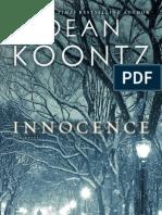 Read an excerpt from INNOCENCE by Dean Koontz!