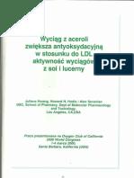 zakadka pod  zdrowiem - suplementy - nutrilite  - kontrola i certyfikaty - acerola