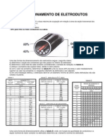 folheto dimensionamento eletrodutos