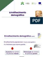 Envelhecimento demográfico