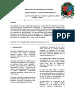 CONSERVACIÓN DE PESCADO Y MARISCO POR FRÍO