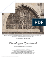 Chandogya Upanishad (Document)