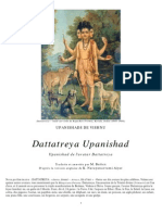 Dattatreya Upanishad (Document)