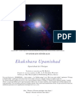 Ekakshara Upanishad (Document)