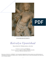 Kaivalya Upanishad (Document)