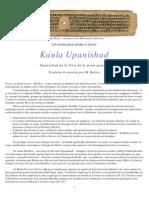 Kaula Upanishad (Document)