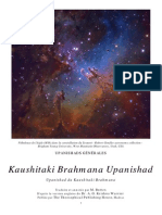 Kaushitaki Brahmana Upanishad (Document)