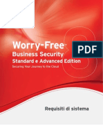 Worry Free Business Security 8.0 System Requirements