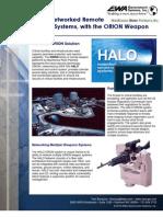HALO Fact Sheet