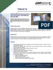 Arrow GSM-8-16 Fact Sheet