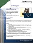 GX Cellular Interrogators Fact Sheet