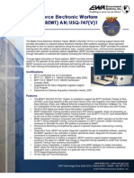 Battle Force Electronic Warfare (BEWT) Fact Sheet