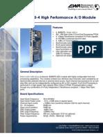 ADX1480-4 Fact Sheet