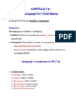 Lenguaje PL7 (TSX-Nano)
