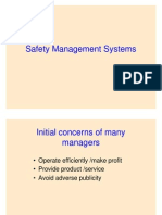 CF Lecture 14 Safety Management