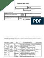 Planeacion de Procesos de Fabricacion de Metales Ferrosos