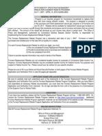 Furnace Replacement Rebate 2009.04.15