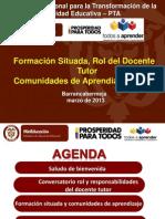 Dia 2-Rol Del Docente y Cda