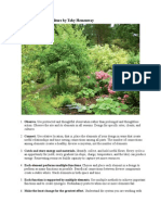 14 Principles of Permaculture by Toby Hemenway