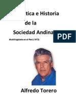 Lingüística e Historia de la Sociedad Andina