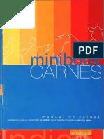 MiniBook de Carnes