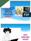 Recursos Digitales Para El Aula de Secundaria