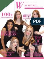 BTW Magazine, Issue 1