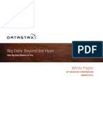 Big Data Beyond the Hype