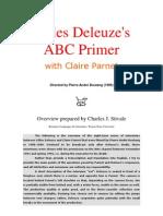 6544507 Gilles Deleuzes ABC Primer