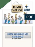 Aula Curriculo - Professor Biz
