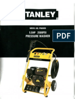 Stanley Pressure Washer PW6655