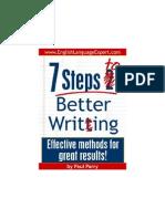 7 Steps to Better Writing v4