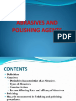 Abrasion and Polishing Agents