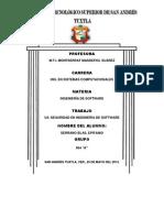 APUNTES UNIDAD 4 SEGURIDAD EN INGENIERÍA DE SOFTWARE