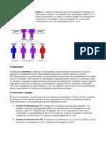 Cromosomas Sexuales y Autosomas