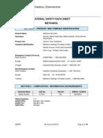 methanol MSDS.pdf