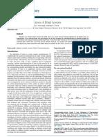Glicerideos catalisador basico transesterificação