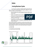 HIA - Housing Activity During Business Cycles (August 2013)