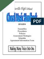 hs handbook 2013-2014