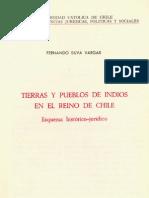 Tierra y Pueblos de Indios en El Territorio de Chile