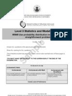 90646 Probability Distribution Exam&Answers-03