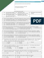 Ulangan Ke-1 Koligatif 12 Ipa 1